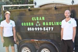 Aboout US Clean Green Hauling